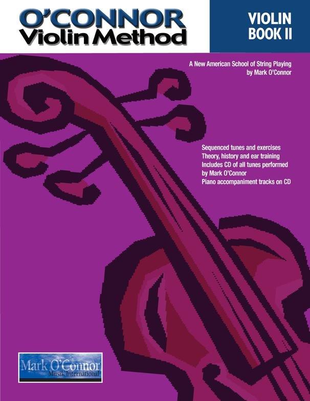 O'Connor Violin Method - Book 2 - Violin Part & CD