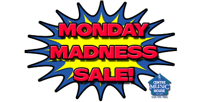 Monday Madness Sale
