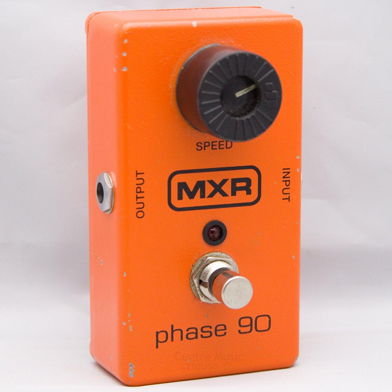 759b7084dae MXR M101 Phase 90 (USED) - 710137006522