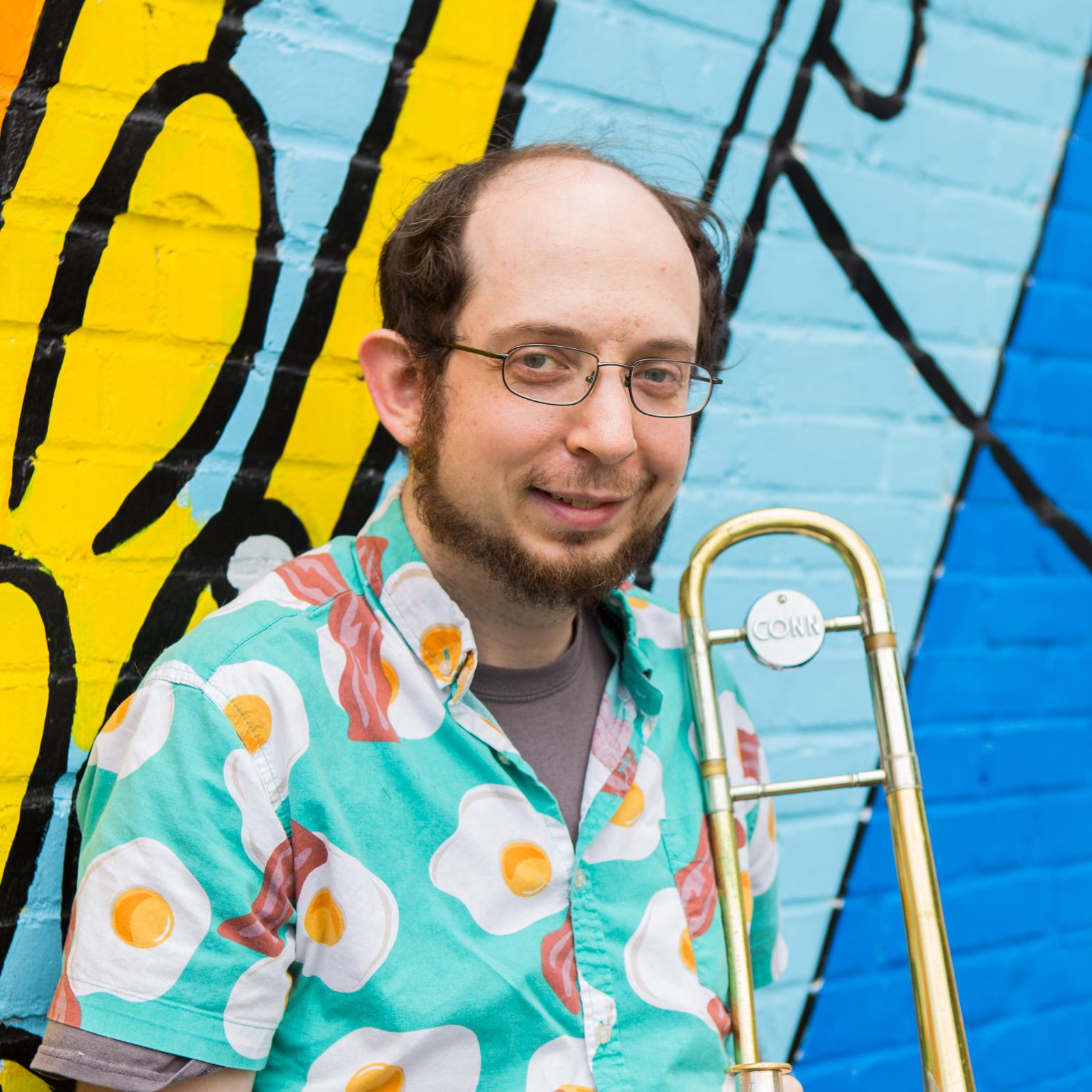 Nate Karahalis Trumpet Trombone Teacher