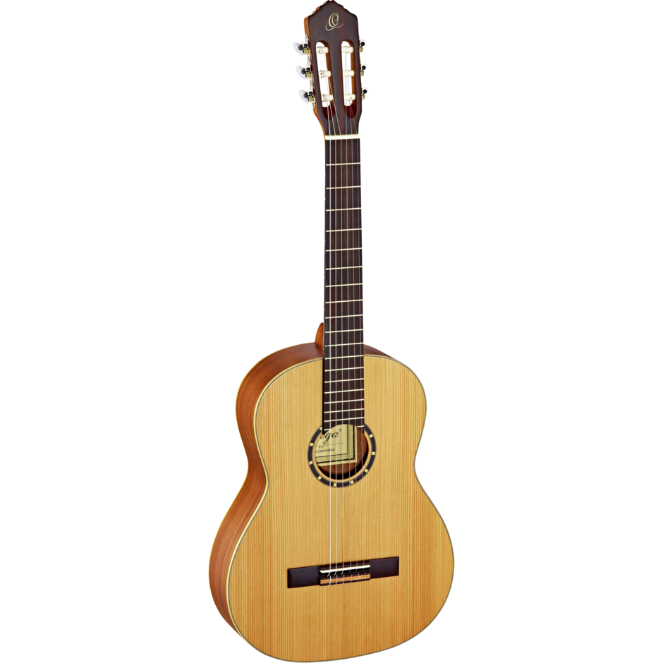 Ortega Family Series Pro R131 Classical Guitar, Full Size
