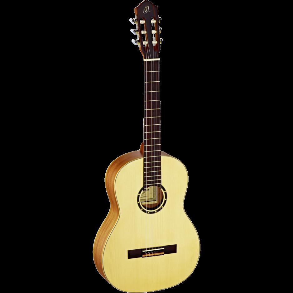 Ortega Family Series Pro R133 Classical Guitar, Full Size
