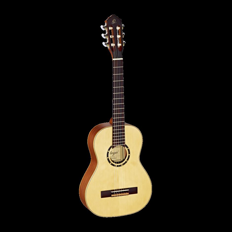 Ortega Family Series R121-1/2 Classical Guitar, 1/2 Size