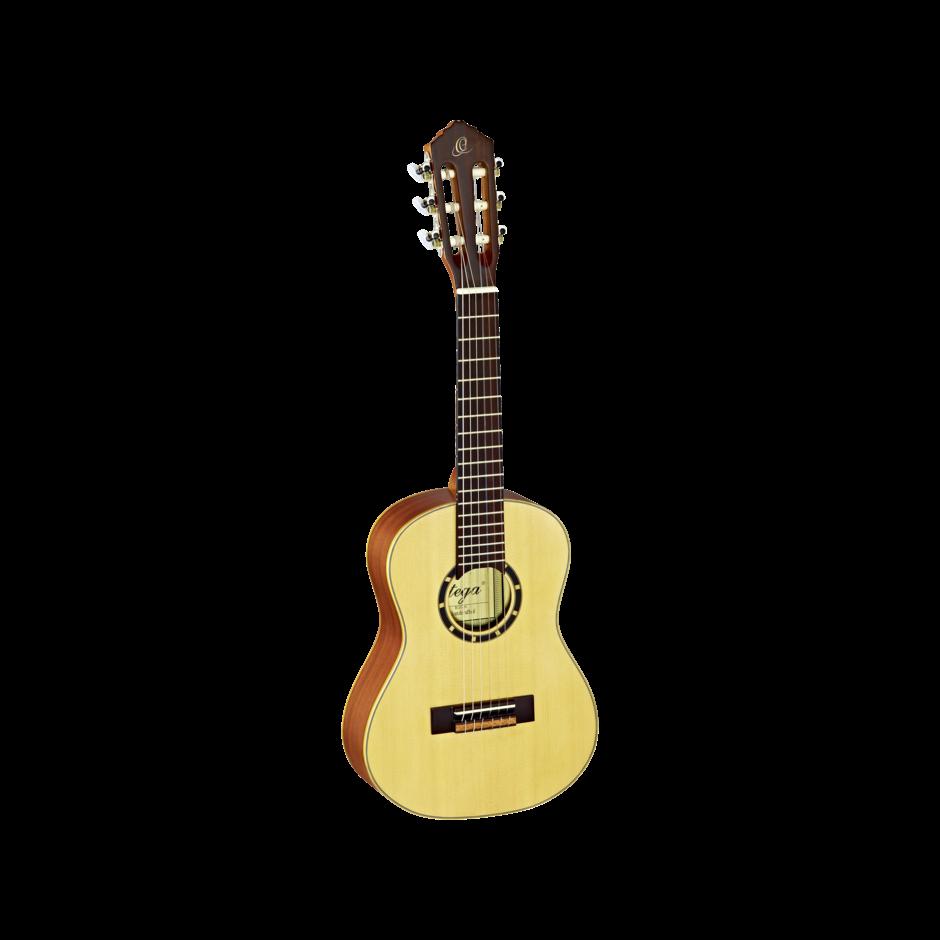 Ortega Family Series R121-1/4 Classical Guitar, 1/4 Size
