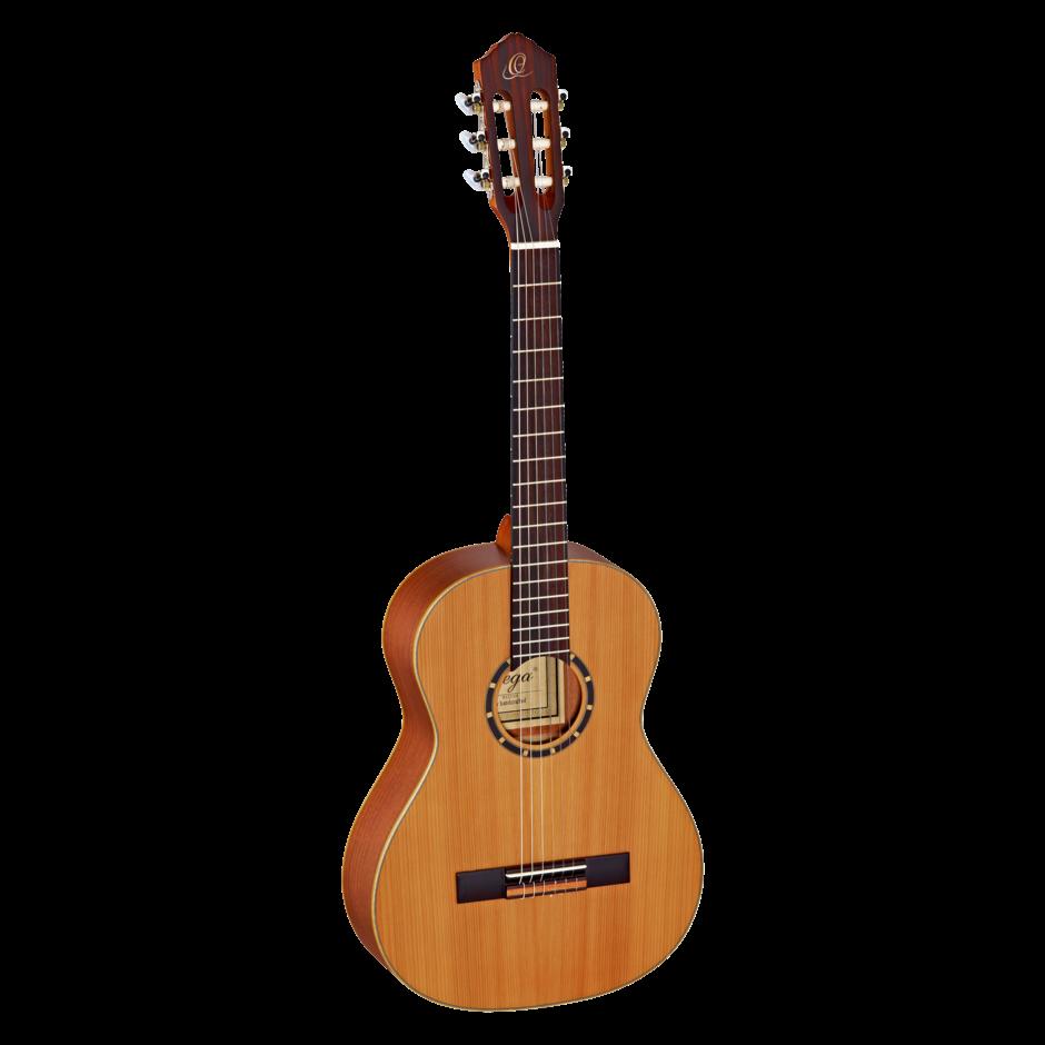 Ortega Family Series R122-3/4 Classical Guitar, 3/4 Size