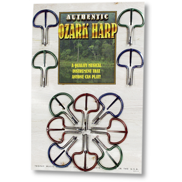 Trophy Authentic Ozark Harps