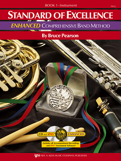 Standard of Excellence (SOE) ENHANCED, Book 1 - French Horn