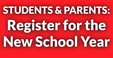 Register for the New School Year