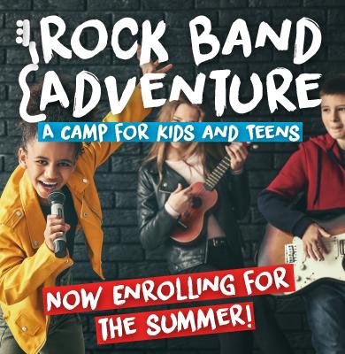 Rock Band Adventure