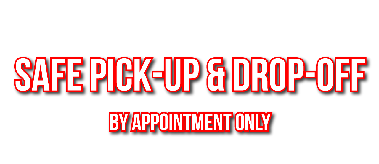 Safe Pick-Up and Drop-OFf