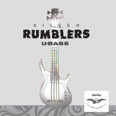 Aquila Silver Rumbler U-Bass Strings