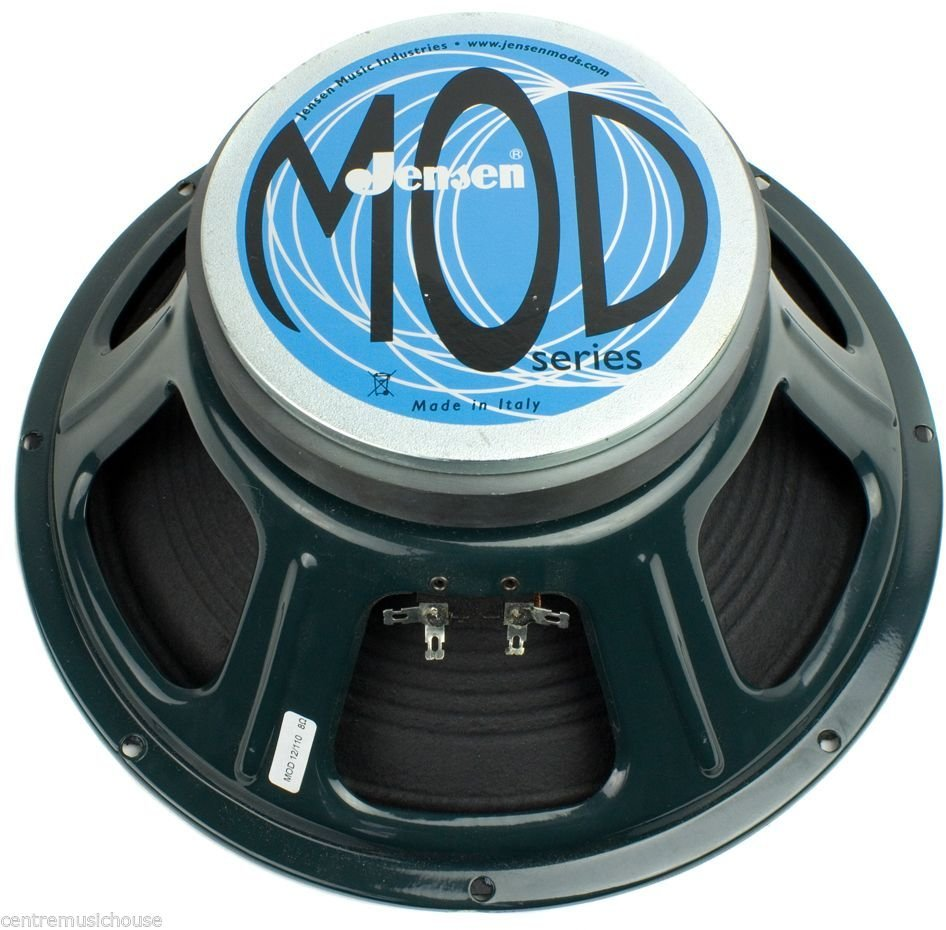 Jensen Mod 12-110 Guitar Amplifier Speaker - 12, 110W, 8 Ohm
