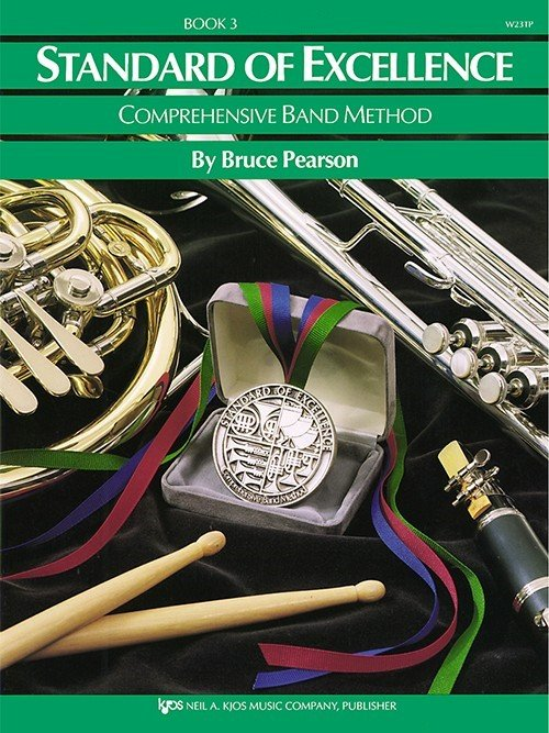 Standard of Excellence (SOE) ENHANCED, Book 3 - Flute