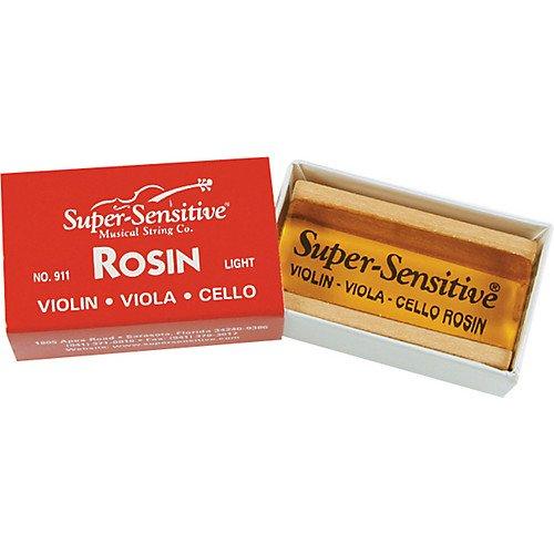 Super Sensitive Violin Rosin, Light