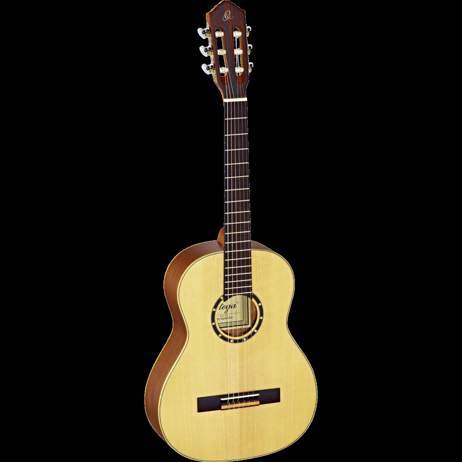 Ortega Family Series R121-3/4 Classical Guitar, 3/4 Size
