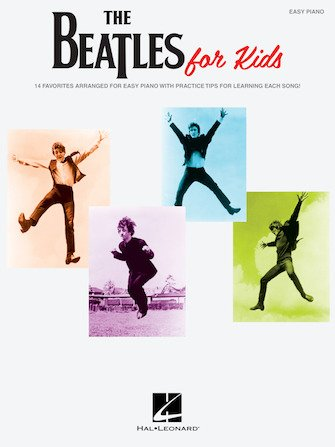 The Beatles for Kids, Easy Piano