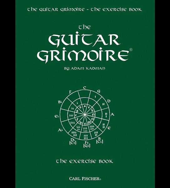 The Guitar Grimoire Exercise Book