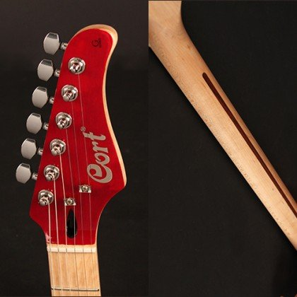 CANADIAN HARDMAPLE NECK WITH MATCHING HEADSTOCK