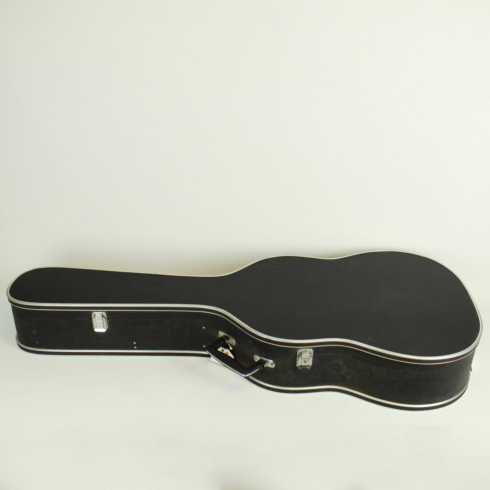 Vintage Hardshell Case for Concert Acoustic Guitar (USED)