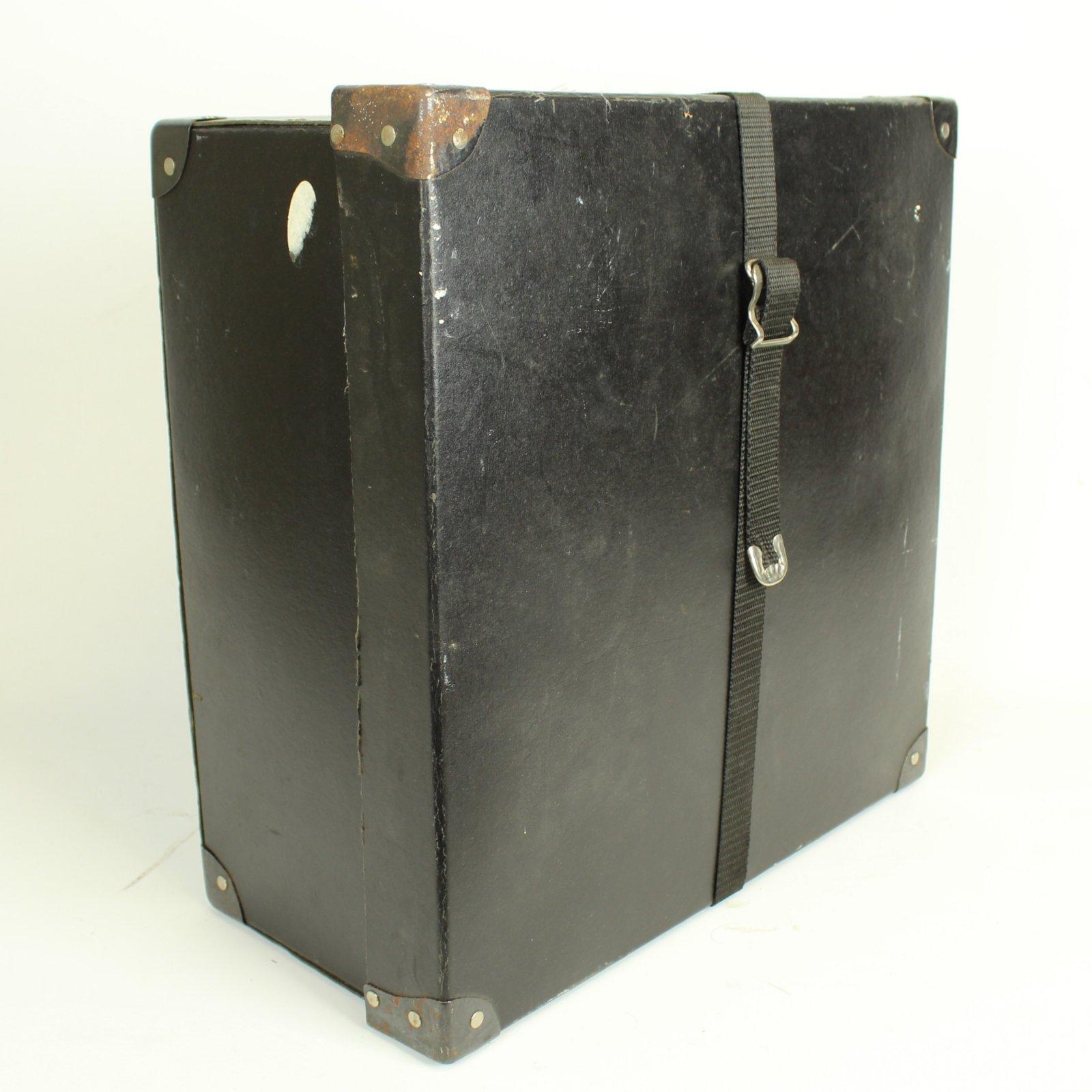 Vintage Snare Drum Case, Hard Fiber