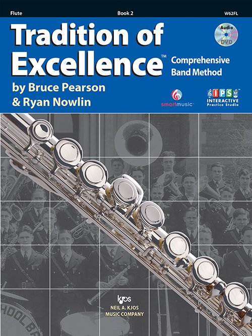 Tradition of Excellence Book 2 (First Edition) - Flute