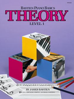 Bastien Piano Basics, Level 1, Theory