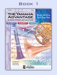The Yamaha Advantage: Trumpet - Book 1
