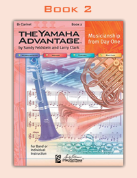 The Yamaha Advantage: Flute - Book 2