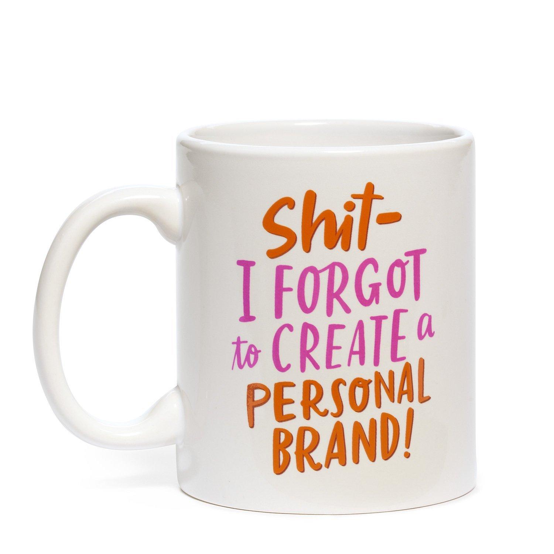 Emily McDowell - Personal Brand Mug