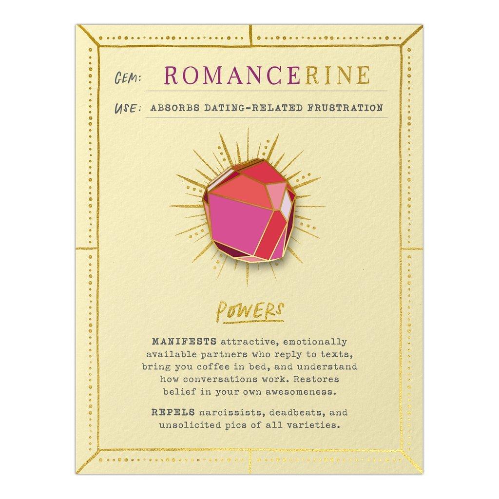 Emily McDowell - Gem Card Romancerine
