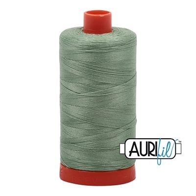 Aurifil Thread Mako 50wt 1300m (Loden Green)