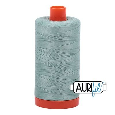 Aurifil Thread Mako 50wt 1300m (Light Juniper)