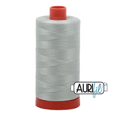 Aurifil Thread Mako 50wt 1300m (Platinum)