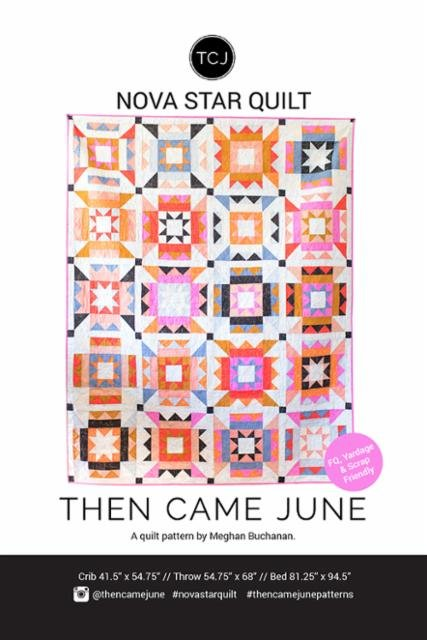 Then Came June - Nova Star (multi sized)