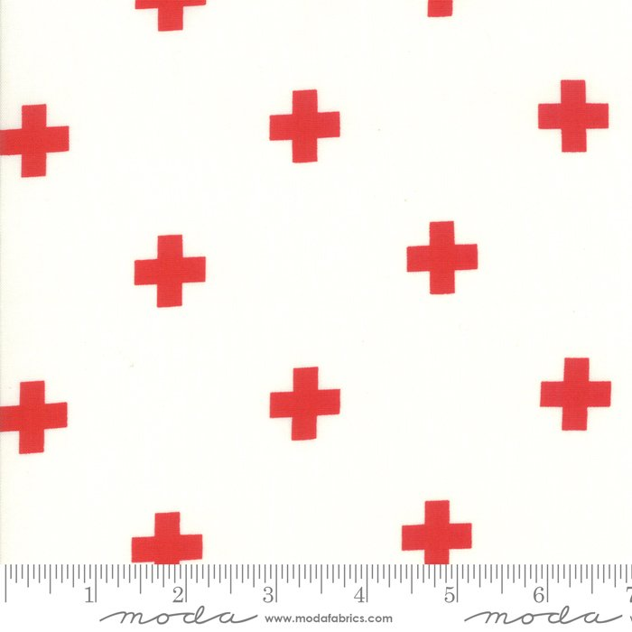 Zen Chic - Just Red Plus (White)