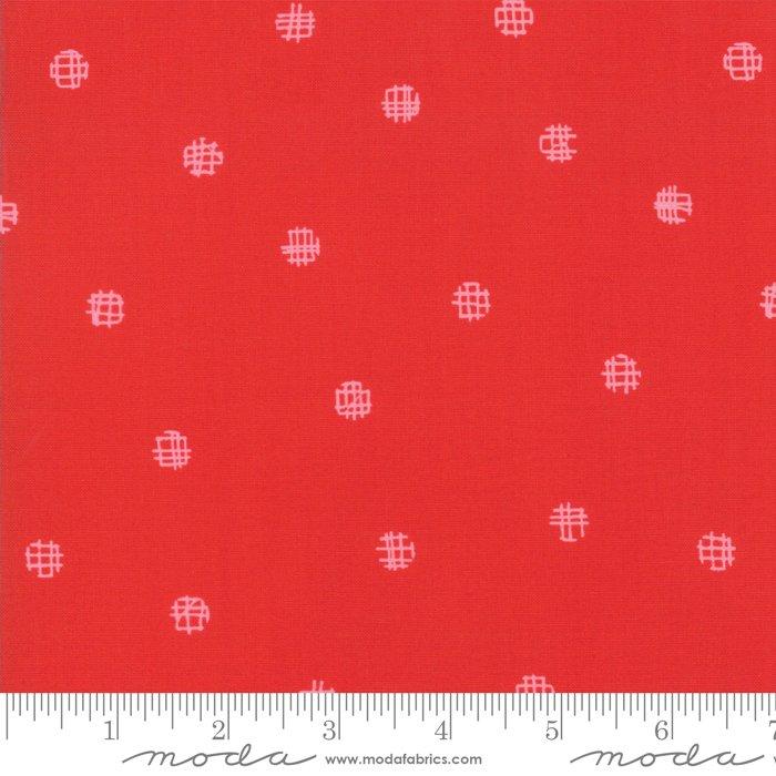 Zen Chic - Just Red Cross My Dots (Lipstick)