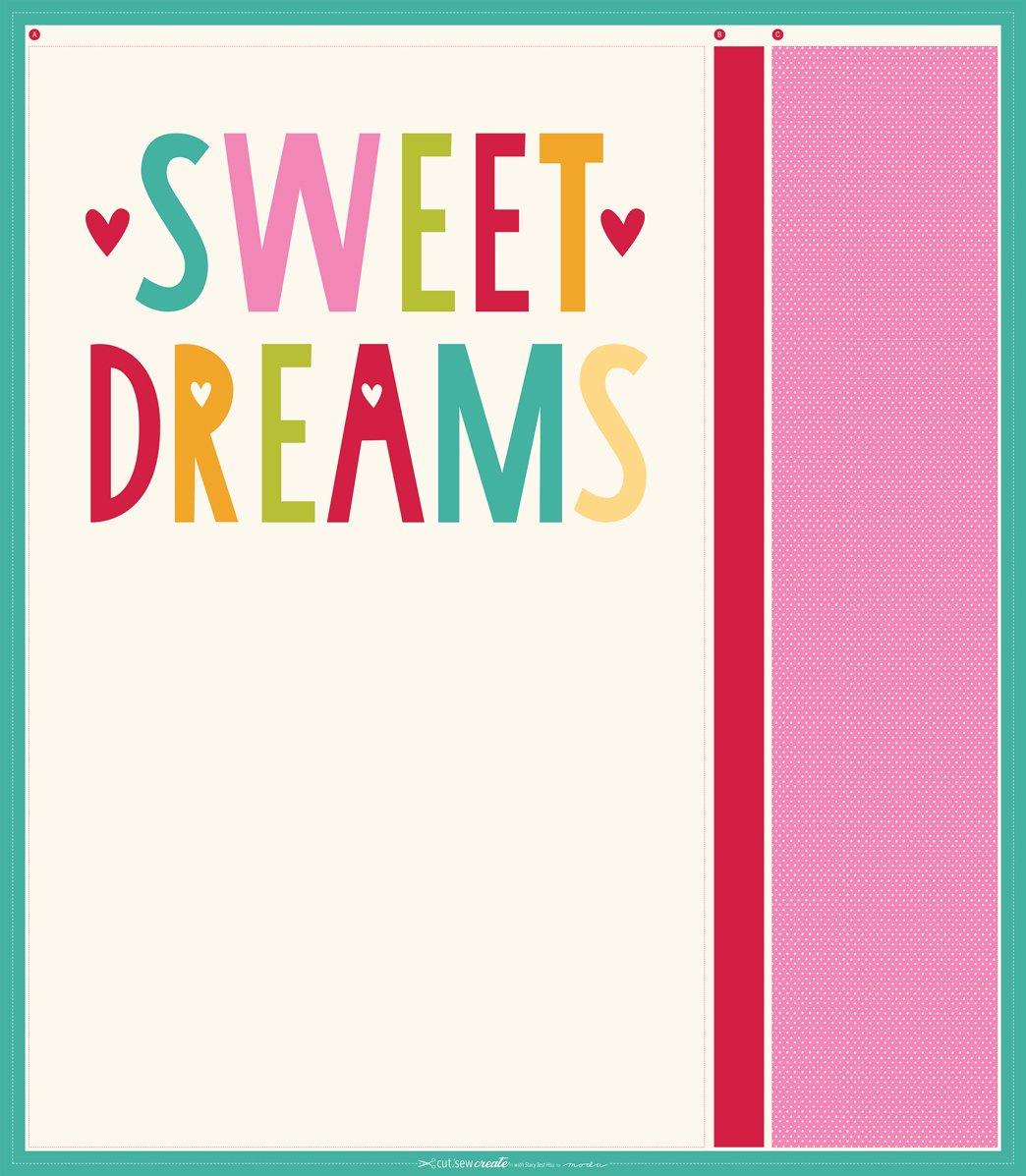 Sweet dreams Pillow Case- Stacy Iest Hsu
