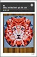 Jungle Abstractions Lion Quilt -by Violet Craft