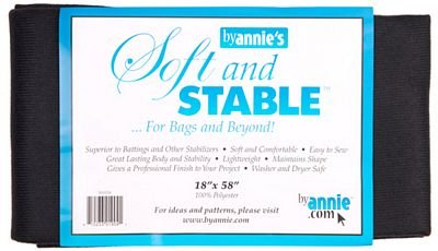 By Annie - Soft & Stable 18x58 (Black)