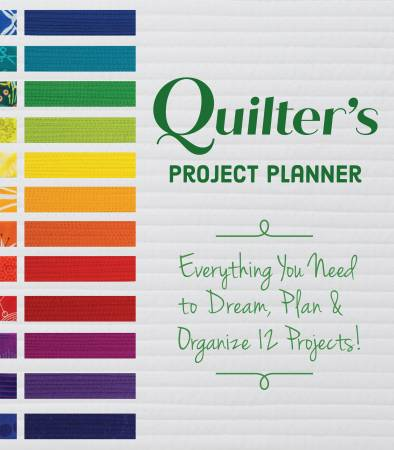 A Quilter's Project Planner