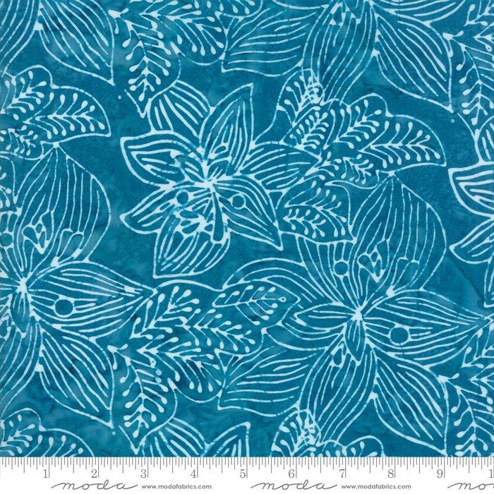 Calypso Rayon (Turquoise) - 54 wide