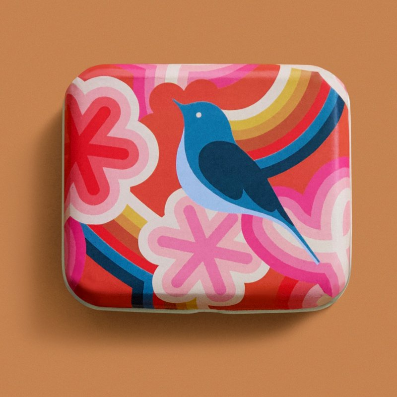 Morning Bird Tin