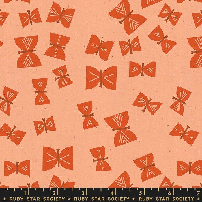 Ruby Star Society - Alma - Butterflies (Orange)