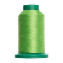 Isacord- 1000m Polyester thread (Apple Green)