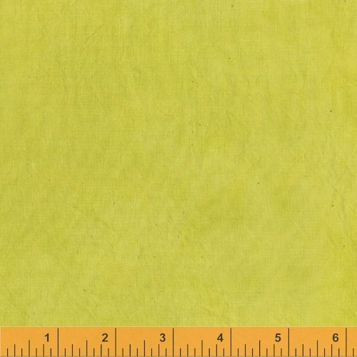 Palette by Marcia Derse - Lime Green Solid