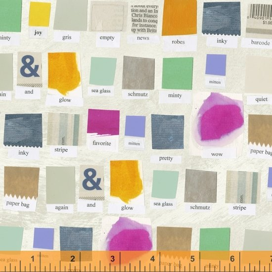 Carrie Bloomston - Color Theory - Paper Swatch (digital)