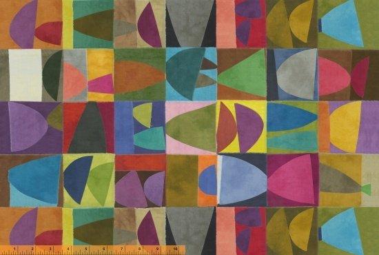 Palette by Marcia Derse - (Panel)