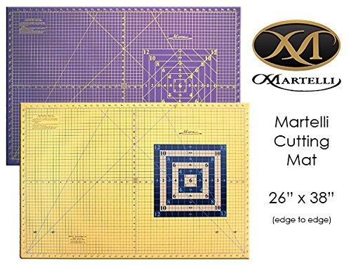 Martelli - Large Color Contrasting Self Healing Mat