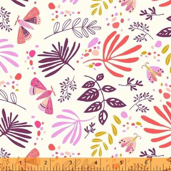 Tamara Kate - Windham Fabrics - Aerial (Ivory Scatter)