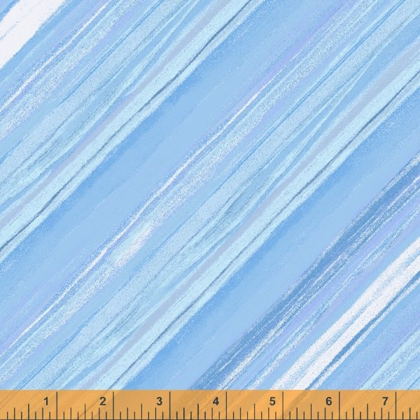 Grant Haffner - Vista Stripe (Sky)